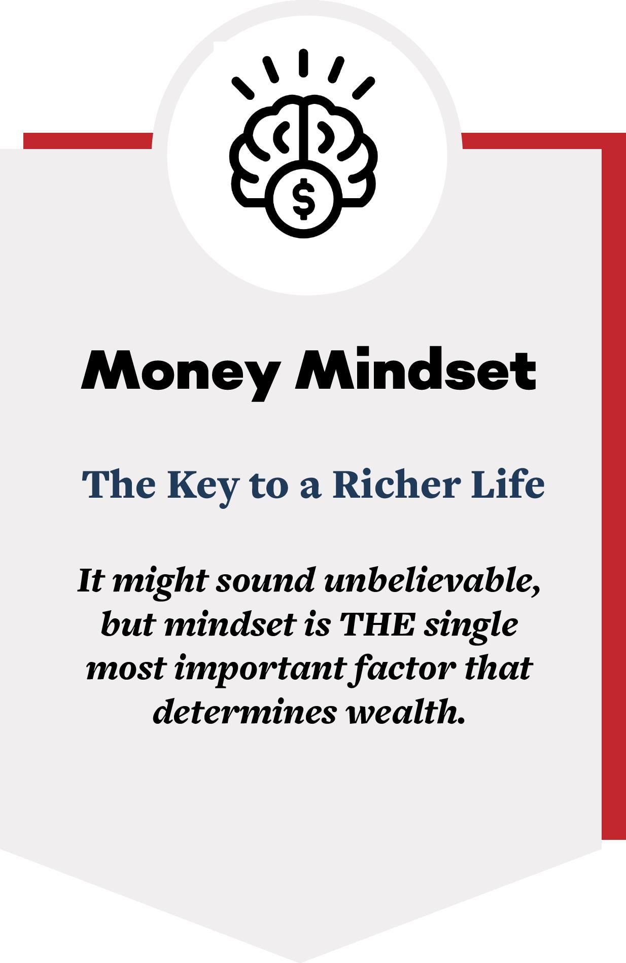 Invite Obu Ramaraj to speak on Money Mindset - The key to richer life
